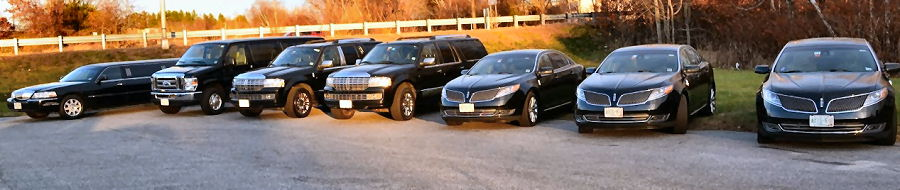 axis limo fleet